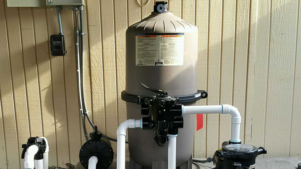 Pool Filter Repair & Installation by The Pool Boys