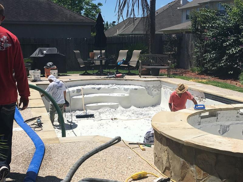 Pool Remodel Services