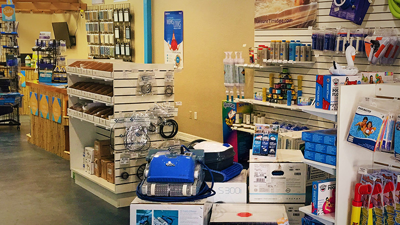 The Pool Boys Pool Supply store in League City, TX