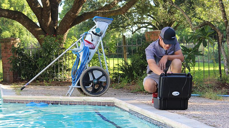 Help Wanted - Pool Maintenance Tech