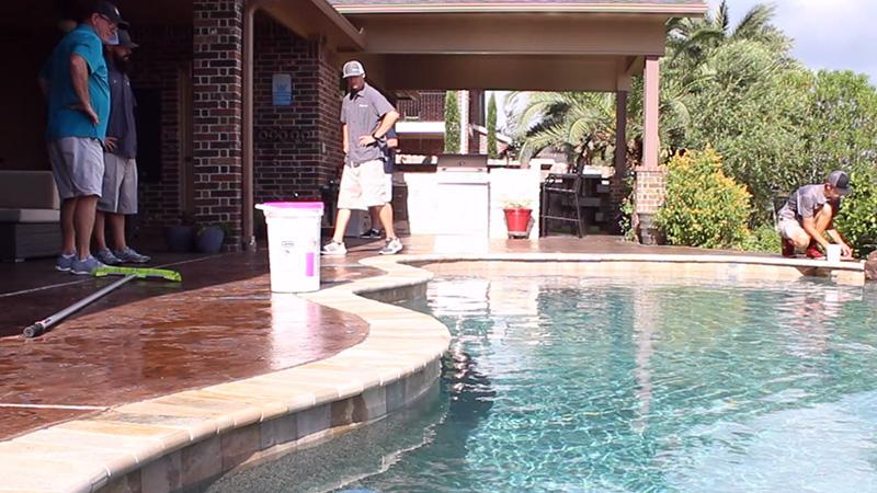 The Pool Boys Total Care Weekly Pool Maintenance Service