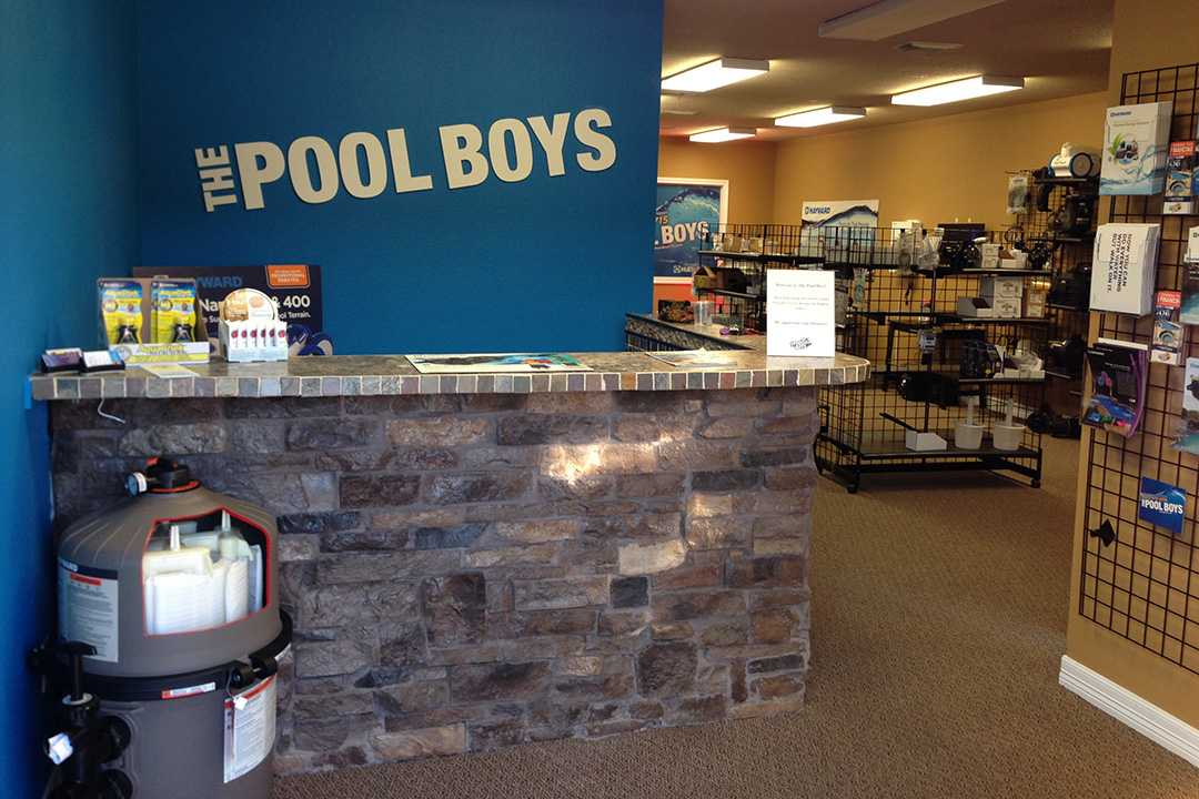 The Pool Boys Retail Store League City, TX
