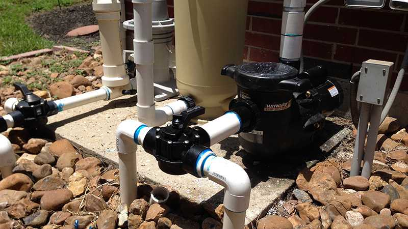 Why Use High Temp Unions for Pool Pump Installs? - The Pool Boys