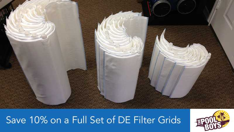 Save 10% on a Full Set of Filter Grids