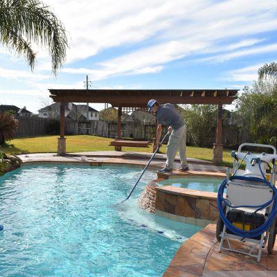 Premium Weekly Pool Service