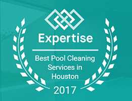 Expertise Best Pool Services in Houston 2017 Award