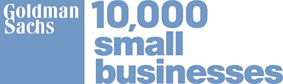 Goldman Sachs - 10,000 Small Businesses Logo